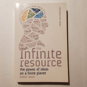 The Infinite Resource: The Power of Ideas on a Fin